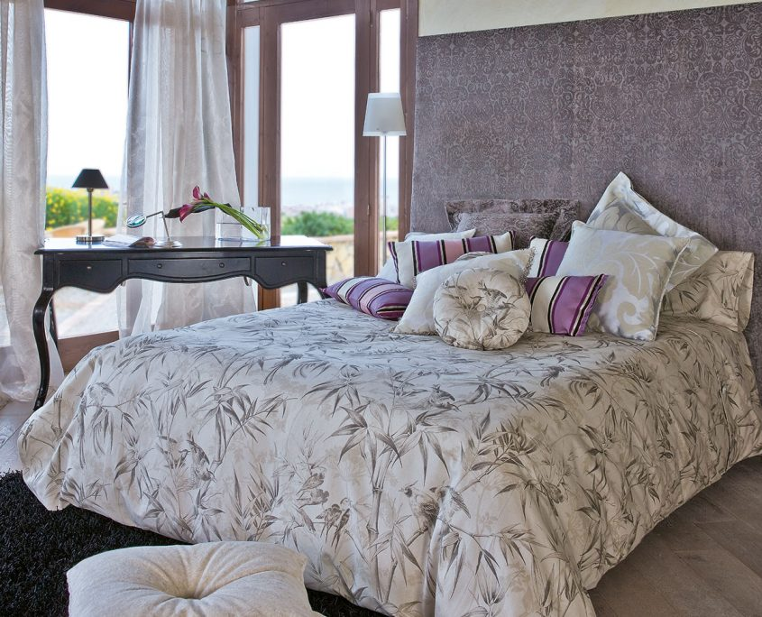 Hotel Chic Bedroom