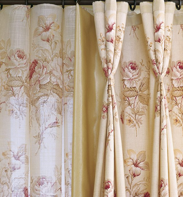 Curtains Pleating Design
