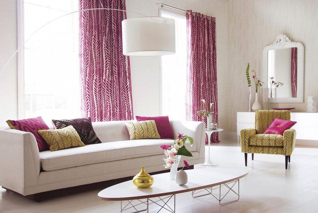 Lotus Interiors contemporary room design