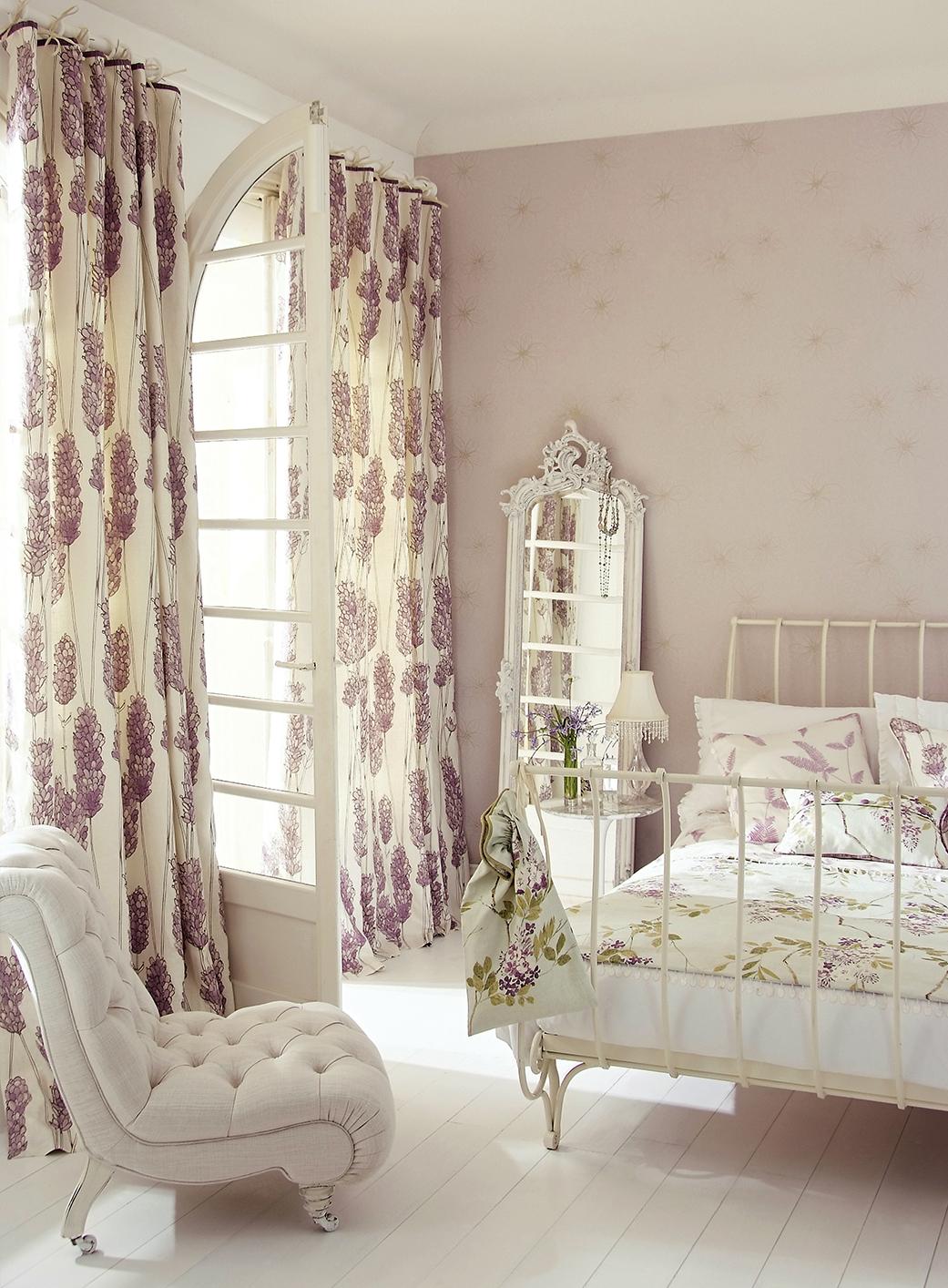 bedroom curtains Spain - Costa Blanca