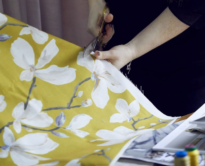 Professional curtain makers Spain