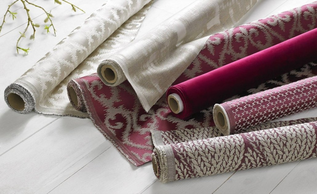 Fabric selection Spain - Costa Blanca