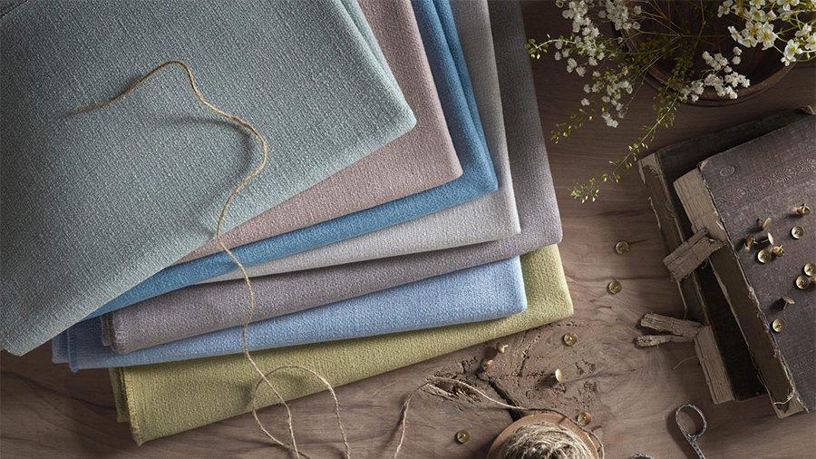 cushion fabric samples