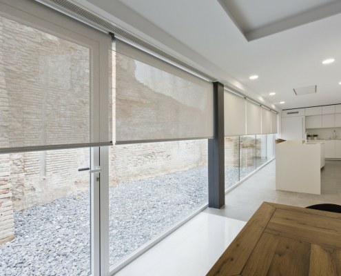 roller blinds made to measure