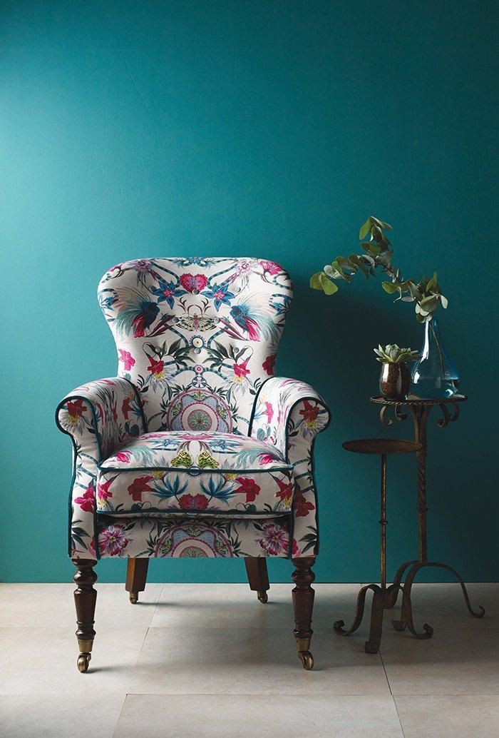 beautiful fabrics Costa Blanca